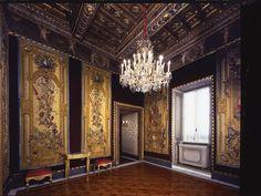 palazzo quirinale -Salottino Don Chisciotte Cerca con Google