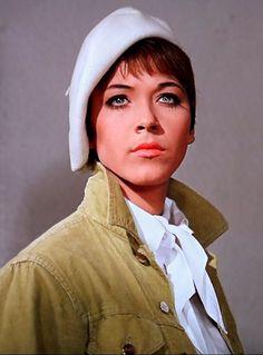 Linda Thorson as Tara King, The Avengers.