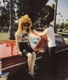 Poison Ivy: The Queen of Psychobilly Punk