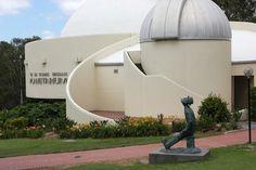 Sir Thomas Brisbane, Planetarium