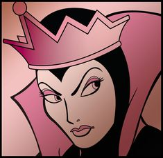 The Evil Queen - Snow White & The Seven Dwarfs