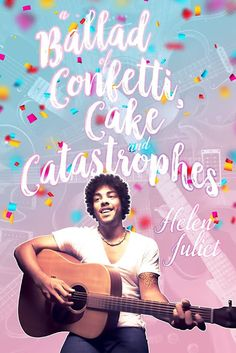 Check out my review for the M/M romantic comedy A Ballad of Confetti, Cake, and Catastrophes by Helen Juliet & there's still 7 days left on a Giveaway for a paperback of the author's  Glitter on the Garland                                               http://padmeslibrary.blogspot.com/2017/06/a-ballad-of-confetti-cake-and.html