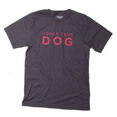 Men's Honor Your Dog Tee