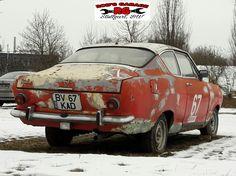 B Kadett ratte rat patina junk kiemen coupe Olympia Rallye oldschool custom snow drift opel rob garage rat rod rust rusty