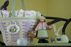 The Plaid Basket: An Easter Bunny Parade