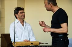 Teaching during the Theremin Spring Academy 2014 in Leipzig (I)