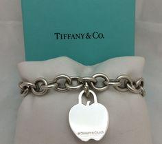 Tiffany & Co. Apple Bracelet