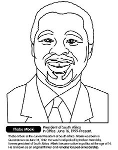 black history month coloring pages | Black History Month ...
