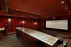 dream theaters on pinterest home theaters media rooms and theater rooms. Black Bedroom Furniture Sets. Home Design Ideas