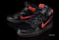 Nike SB Dunk High 'Krampus' (8)
