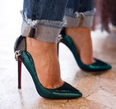 Now these I would wear!