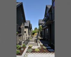 Yale Terrace Townhomes - Vandervort ArchitectsVandervort Architects