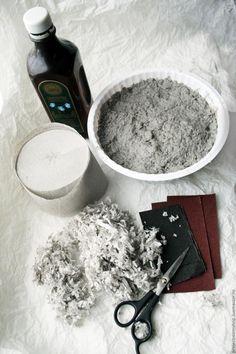 The best recipe for papier-mache - Fair Masters - handmade, handmade