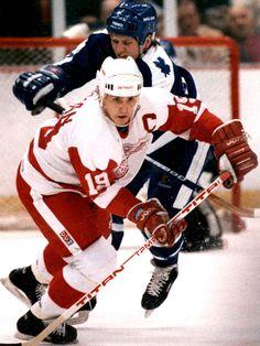 Steve Yzerman, 1991