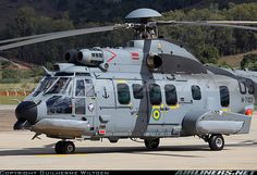 Eurocopter (Helibras) UH-15 Cougar Mk2+ (EC-725BR-B) Brazil - Navy