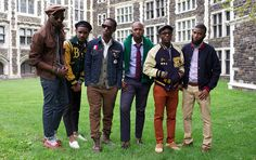 And yeah, dudes were killing it too.   30 Signs You Went To A BlackCollege