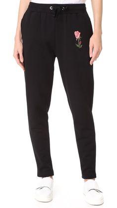Compra Pantalón jogger de mujer color negro de JOUR NÉ al mejor precio.  Compara precios de pantalones de tiendas online como Shopbop - Wossel España 553544a189be
