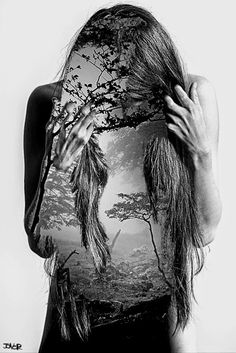 Photo collage by Loui Jover | http://ineedaguide.blogspot.com/2015/02/loui-jover.html #art #photography #collage