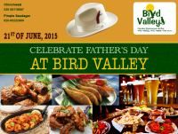 Celebrating your love for your fathers @ #HotelBirdValley