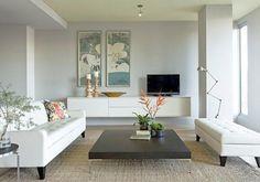 interiores modernos y un buen feng shui Ideas de decoración de interiores