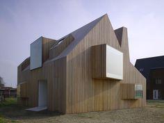 Rocha Tombal / Huis Bierings - Utrecht, Pays Bas