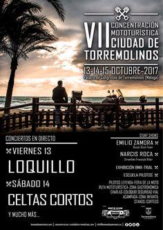 """VII Concentración """"Ciudad de Torremolinos"""", en Torremolinos, Málaga"""