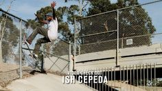 Video Check Out: Ish Cepeda | TransWorld SKATEboarding - http://dailyskatetube.com/video-check-out-ish-cepeda-transworld-skateboarding/ - Age: 20 Home: Palm Bay, Florida Sponsors: Expedition One, DC Shoes and Apparel, Spitfire Wheels, Thunder Trucks, Official Headwear Video you can't wait to see: SB Chronicles 3. Recommended reading: If You Give A Mouse A Cookie. Last country visited: I've never left the U.S. When you're not - CEPEDA, check, skateboarding, transworld, video
