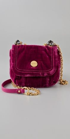 Juicy Couture The Cake Walk Zoe Bag, $148.00 | www.findbuy.co #JuicyCouture