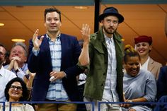"Pin for Later: Justin Timberlake und Jimmy Fallon's spontane Tanzeinlage zu ""Single Ladies"" war 1A"