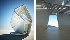 futuristic house design