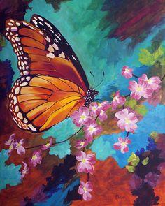 Spring Morning Painting  - Spring Morning Fine Art Print
