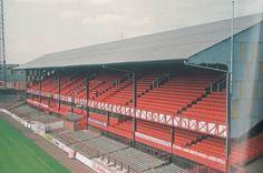 The Old Holte End Terrace Aston Villa Football Club