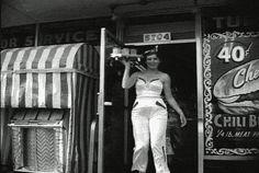 1950's carhops