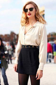 Para não errar o modelo, Gloria Kalil ensina como usar camisa de seda - ou melhor, blusa de seda   Chic - Gloria Kalil: Moda, Beleza, Cultur...