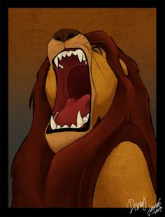 Mufasa by jasmiri on DeviantArt