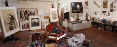 The Workplace and home of Australian artist Brett Whiteley #surryhills #sydney #travel
