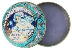 Violet Parfumed Vaseline in Gold Art Nouveau Tin Gal 15 ml. This Vaseline has been for decades an essential product for every woman around the world, created in 1870, one of best sellers of world history thanks to its effect on lips, eyelashes, elbows or dry zones. Fashioned in ART NOUVEAU gold tins, the balms captured the rich milieu of life in Europe. Each one offers an ambrosial fragrance of natural, moisturizing shine that lasts. €5.00 #Spanish #gifts #skincare #beauty