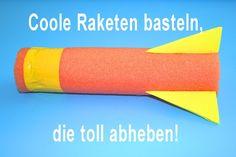Raketen basteln - YouTube