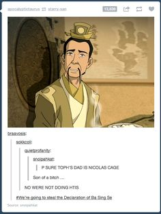 Avatar Aang, Avatar The Last Airbender, Legend Of Aang, Dislike, Avatar Funny, Avatar Series, Team Avatar, Fire Nation, Nicolas Cage