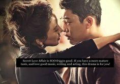My thoughts exactly. #secret love affair #korean #drama
