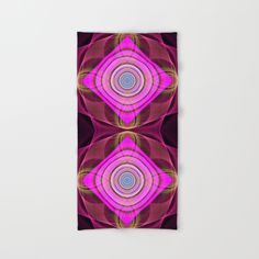 Colourful geometric abstract with translucent swirls and patterns. The main…