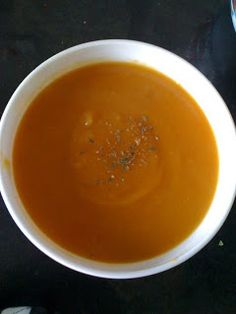 Slimming World recipes: Squash & Sweet potato soup