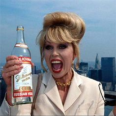 Patsy Stone-Absolutely Fabulous