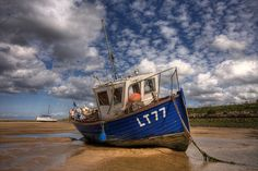 Burnham Overy Staithe, North Norfolk Coast. | Flickr - Photo Sharing!