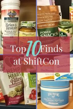 Top 10 finds at ShiftCon