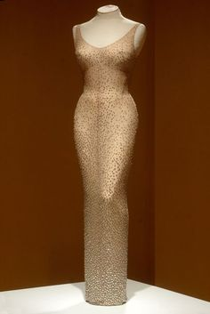 Marilyn Monroe's Dress Sold At Auction   British Vogue