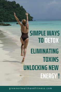 Detox and improve your overall health unlocking new energy even losing weight, with these simple effective guidelines and tips! Weight Loss Detox, Best Weight Loss, Healthy Weight Loss, Lose Weight, Nutrition Chart, Nutrition Guide, Food Nutrition, Easy Detox, Healthy Detox
