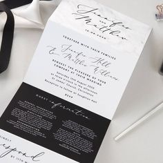 Are you interested in our marble concertina wedding invitation? With our folded wedding invite you need look no further. Invites, Wedding Invitations, Monochrome Weddings, Black Envelopes, Belly Bands, Invite Your Friends, Separate, Rsvp
