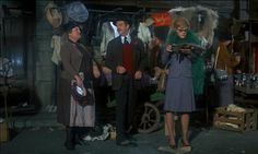 Bedknobs and Broomsticks - the movie to watch, and the song to listen to