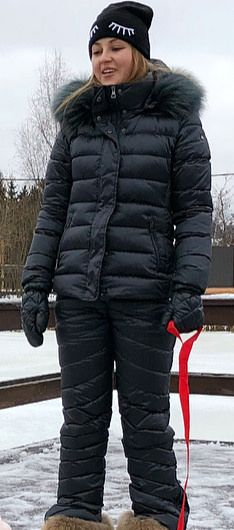 Down Suit, Winter Suit, Canada Goose Jackets, Parka, Skiing, Overalls, Winter Jackets, Suits, Womens Fashion